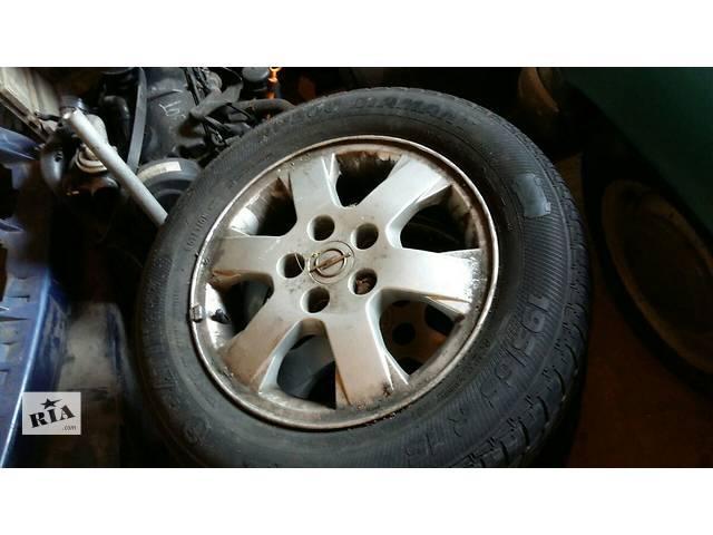 продам  Диск с шиной для легкового авто Opel Astra G бу в Изюме