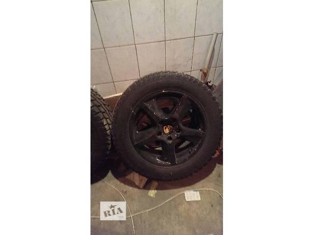 продам диск с шиной для легкового авто Porsche Cayenne бу в Харькове