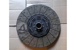 Нові диски зчеплення Tatra 815