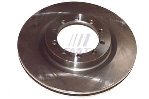 Диск тормозной передний вентилируемый Renault Master II 98-10, enault Mascott 99-10 RENAULT Mascott 99-10,Master 98-1...