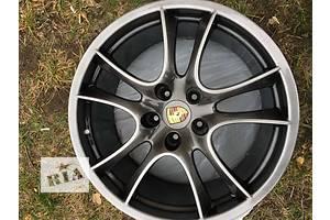 б/у диски с шинами Porsche Cayenne