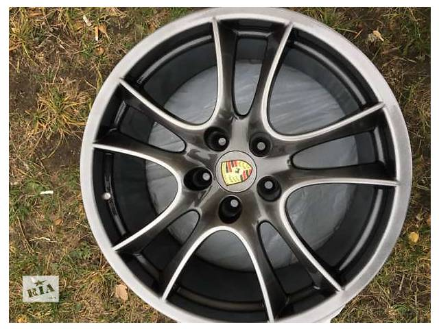Оригинальные диски 21 Porshe Cayenne GTS Sport Edition- объявление о продаже  в Киеве