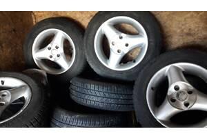 Диски легкосплавні з шиною 185/65 R14 для Chevrolet Aveo