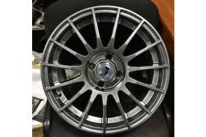 Диски литые R14( Титаны) на Chevrolet Aveo, Daewoo, Opel, Reno.