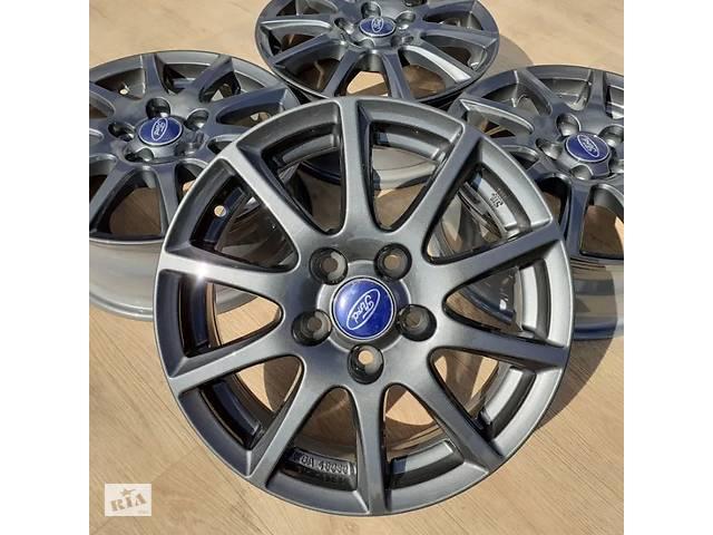 купить бу Диски Нові Ford R15 5x108 Focus C-Max Renault Laguna Scenic в Львове