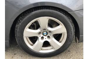 Диски с резиной R17 BMW 5 E60 Титаны Колеса БМВ 5 Є60