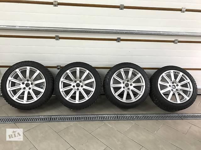 Диски с шиной для Audi Q7 с V12  275/45/20 зима + 5 запаска в подарок- объявление о продаже  в Ужгороде