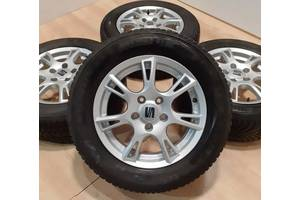 Диски Seat org. R15 5x112 Leon VW Passat Golf Caddy Touran Skoda Octavia Audi A4