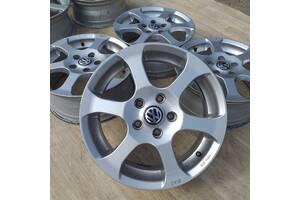 Колеса VW Tiguan R16 5x112 6. 5j ET33 Tiguan Audi A4 Q3 Volkswagen Audi