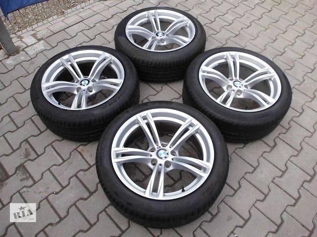 Диски новые оригинал BMW 5 7 f10 f11 f12 f07 f01 R19 M M-power 408 стиль styling 9j- объявление о продаже  в Луцке
