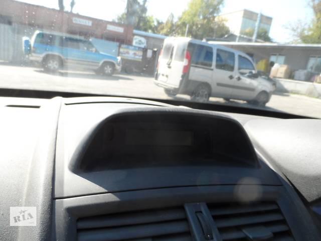 бу Дисплей времени и температуры, информационное табло Renault Megane Рено Меган 1,5 dCi 2002-2006 в Ровно