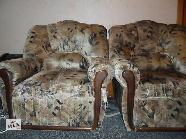 Крісла- объявление о продаже  в Дніпрі (Дніпропетровськ)