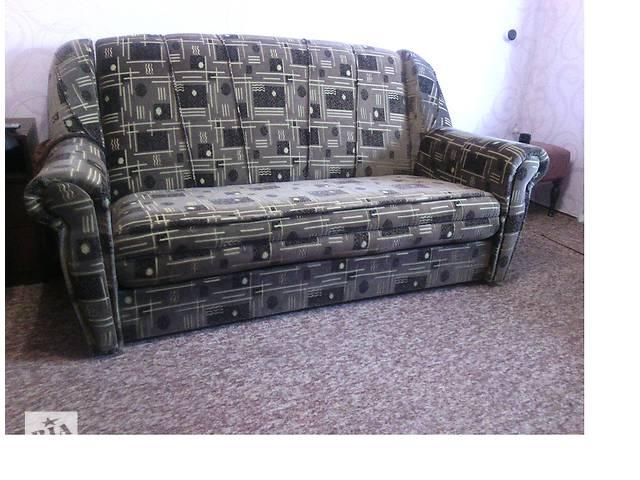 продам Диван и 2 кресла бу в Каменском (Днепропетровской обл.) (Днепродзержинск)