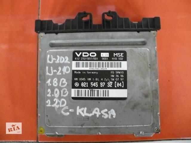 ЭБУ, блок управления двигателем мозги для Mercedes C-Class E class A0215459732- объявление о продаже  в Луцке