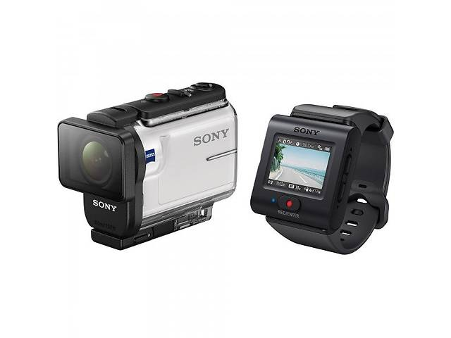 продам Экшн-камера SONY HDR-AS300 + пульт д/у RM-LVR3 (HDRAS300R.E35) бу в Киеве