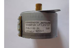 Кроковий електродвигун 2х фазний MITSUMI