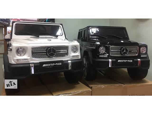 продам Детский электромобиль MERCEDES G65 AMG VIP ВЕРСИЯ бу в Днепре (Днепропетровск)
