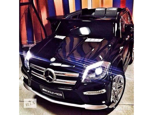 Электромобиль Mercedes-Benz AMG ML63- объявление о продаже  в Львове