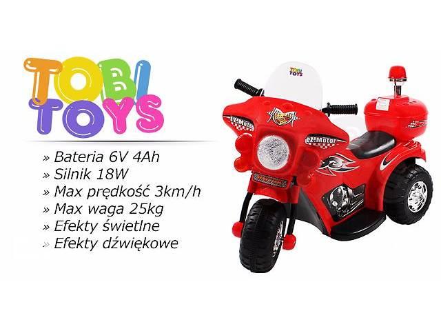Электромотоцикл детский Tobi Toys M991(18W)- объявление о продаже  в Львове