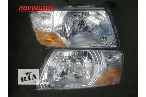 Новые Фары Mitsubishi Pajero Wagon