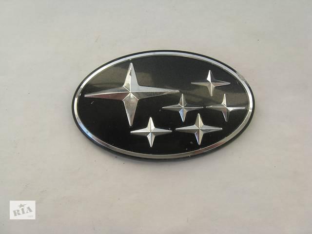 бу  Емблема 80x50 мм для Subaru в Львове
