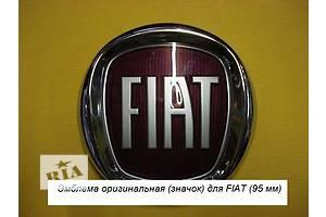 Новые Эмблемы Fiat Doblo