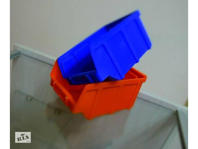 продам Коробки пластиковые для гаек и винтов на склад и в гараж в Луганске бу в Одессе