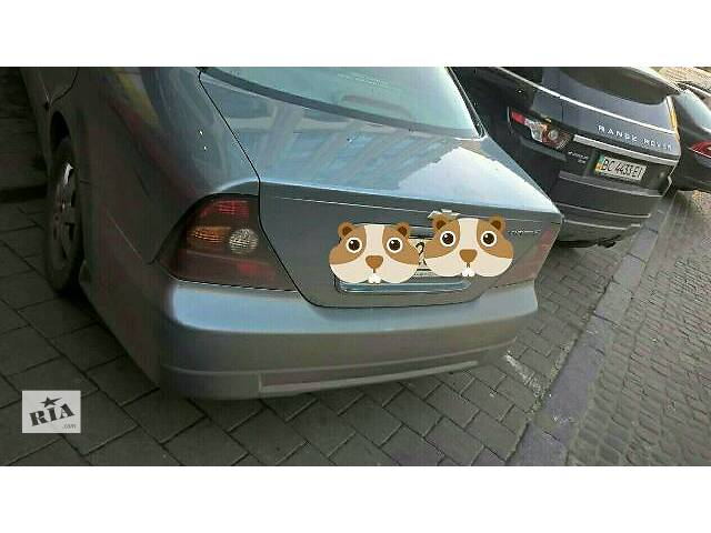 купить бу Evanda крышка багажника в Новом Роздоле
