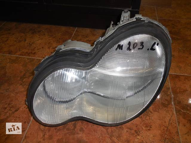 бу фара для Mercedes C-class W203, 2001-04 в Львові