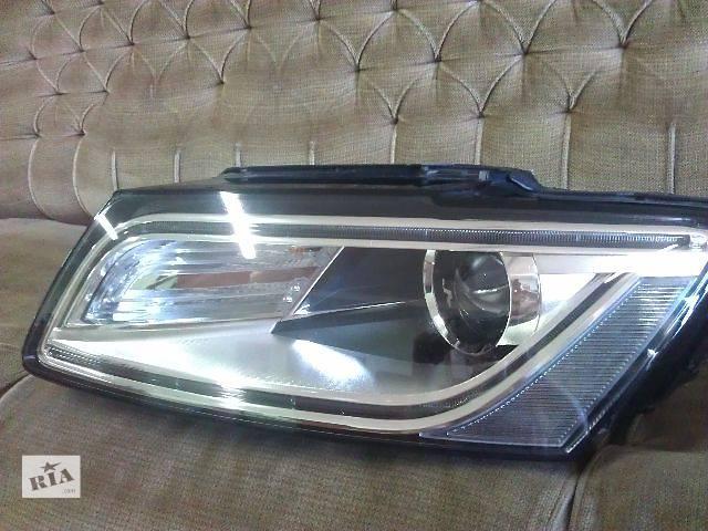 купить бу Фара левая  Audi Q5 2012  в Україні