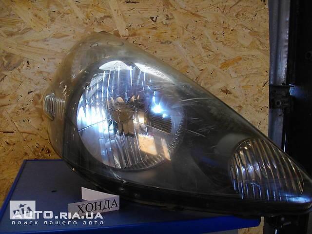 продам Фара головного света для Honda Jazz бу в Хмельницком