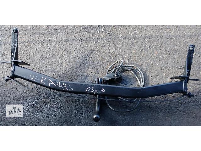 бу Фаркоп для легкового авто Volkswagen Caddy Фольксваген Кадди Кэдди Кади Кедди ориг Германия усилител в Казатине