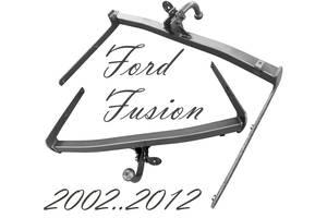 Нові фаркопи Ford Fusion