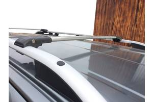 Fiat Doblo 2010 Перемычки под ключ Серый / Багажник Фиат Добло