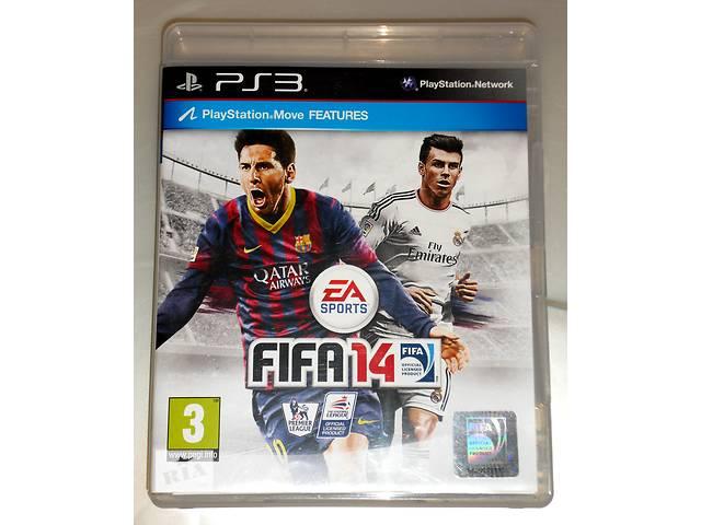 бу FIFA 14 PS3 диск, рус в Запорожье