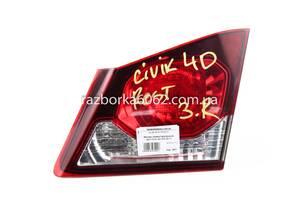 Фонарь правый внутренний рест Honda Civic 4D (FD) 2006-2011 34151SNBG51 (1807)