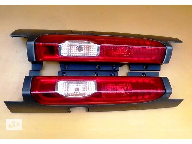 бу Фонарь стоп правый, левый правый левый Opel Vivaro Опель Виваро Виваро Renault Trafic Рено Трафик Трафик Nissan Primasta в Ровно
