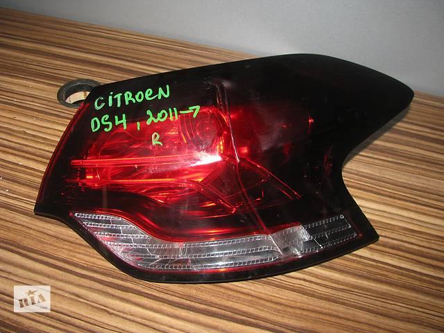 бу фонарь задний для Citroen DS4 2011-14 в Львове
