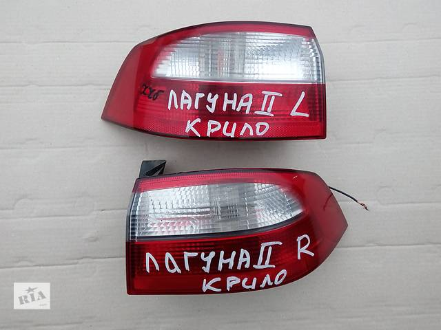 фонарь задний для хэтчбека Renault Laguna 2003- объявление о продаже  в Львове
