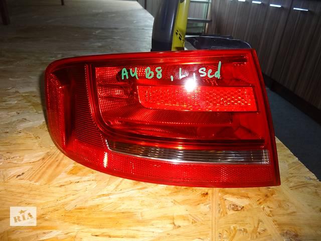 фонарь задний для седана Audi A4 B8 2010- объявление о продаже  в Львове