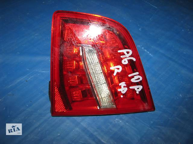 купить бу фонарь задний для седана Audi A6 C6 2010 LED в Львове