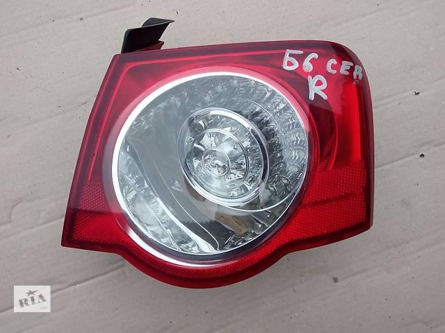 бу фонарь задний для седана Volkswagen Passat B6 2006 в Львове