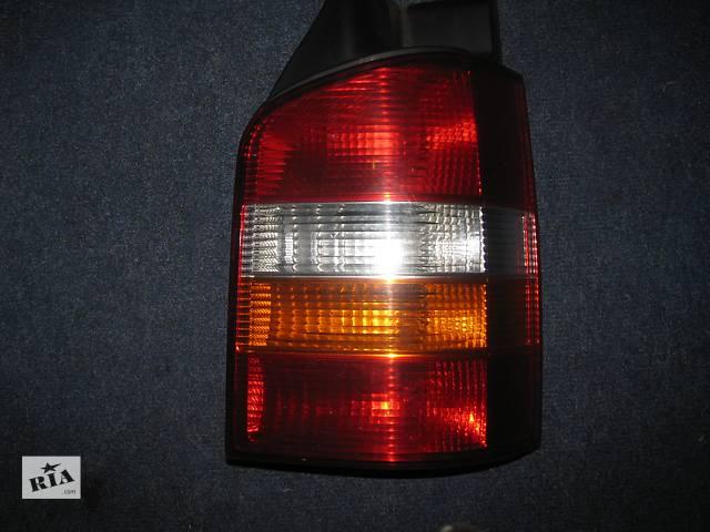 бу фонарь задний для Volkswagen T5 (Transporter) 2003-09 в Львове