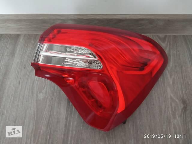 купить бу фонарь задний правый для Citroen DS5 в Києві