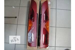 Нові ліхтарі задні Renault Kangoo