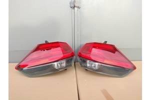 Ліхтар задній стоп лівий правий лівий правий для Nissan Rogue 2017-2019 рік X-Trail T32 T-32 рогуе ріг х-трайл / темний