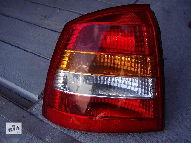 продам Фонарь задний, фара Opel Astra хечбек б/у. бу в Кременчуге