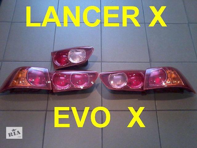 бу Фонари для Lancer X/EVO X/Ralliart в Славянске