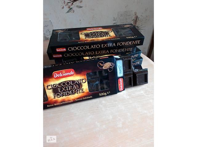 продам Шоколад Dolciando Cioccolato Extra Fondente,500 грамм бу в Харькове