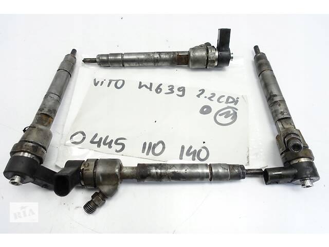 бу Форсунка Mercedes Vito W639 2. 2CDI Под заказ 2-4дн в Стрые